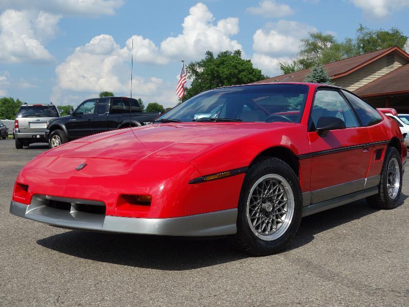 Pontiac Fiero 1986 $14995.00 incacar.com