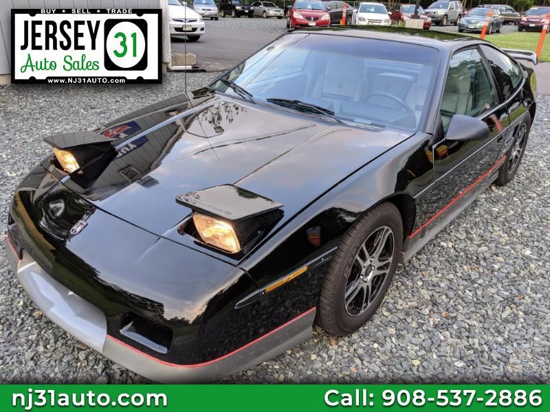 Pontiac Fiero 1987 $7995.00 incacar.com