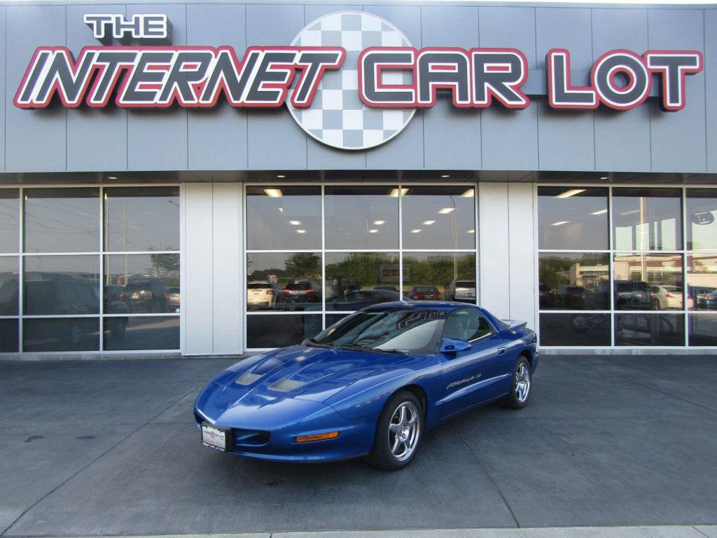 Pontiac Firebird 1995 $7995.00 incacar.com