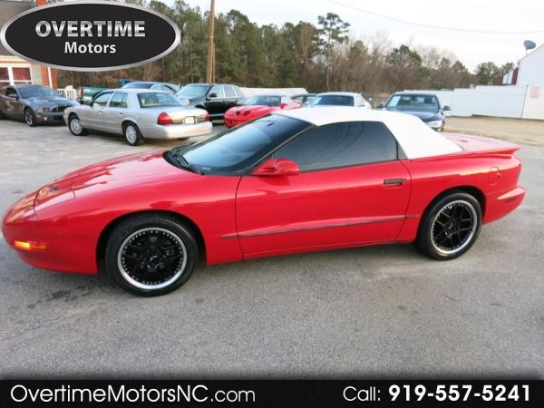 Pontiac Firebird 1997 $5999.00 incacar.com