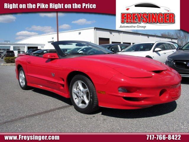 Pontiac Firebird 1998 $8495.00 incacar.com