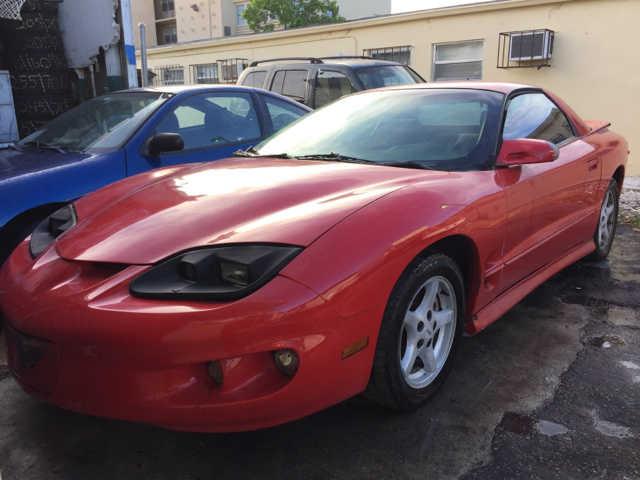 Pontiac Firebird 1999 $850.00 incacar.com
