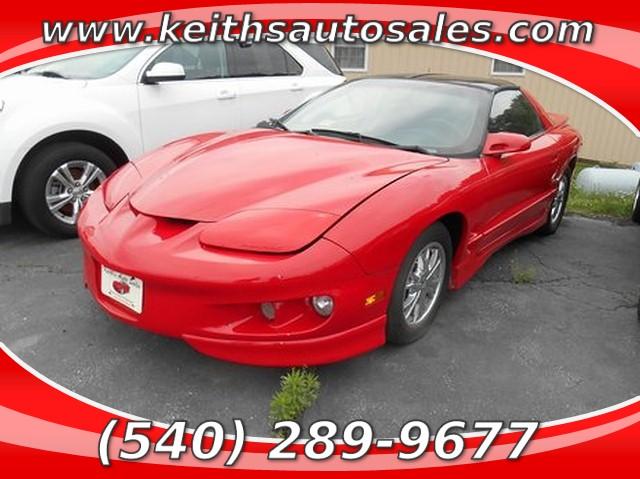 Pontiac Firebird 2001 $7995.00 incacar.com