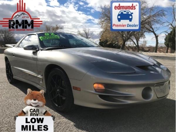 Pontiac Firebird 2002 $12999.00 incacar.com