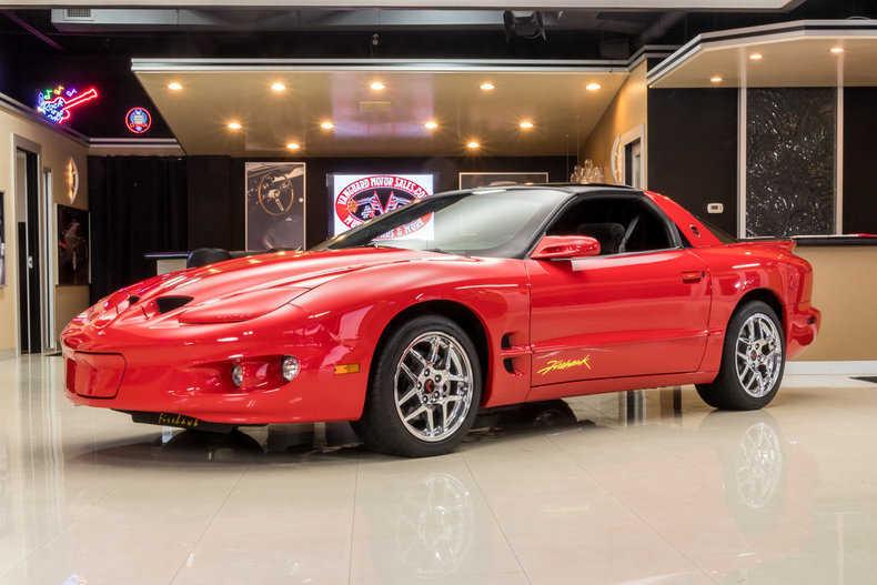 Pontiac Firebird 2002 $34900.00 incacar.com