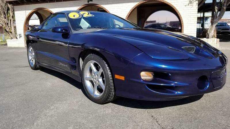 Pontiac Firebird 2002 $15995.00 incacar.com