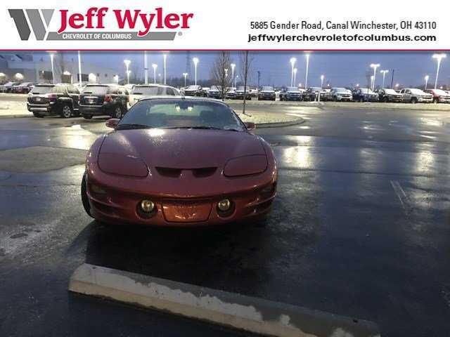Pontiac Firebird 2002 $13995.00 incacar.com