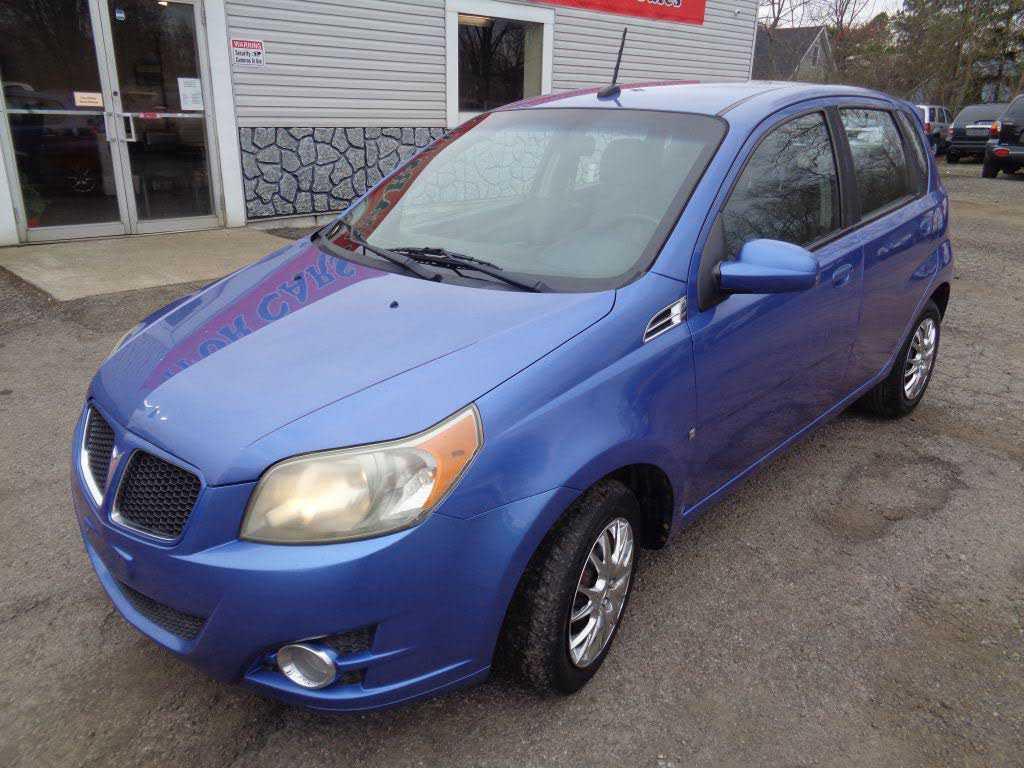 Pontiac G3 2009 $2799.00 incacar.com