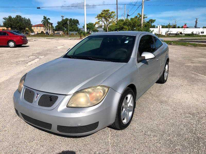 Pontiac G5 2007 $1950.00 incacar.com
