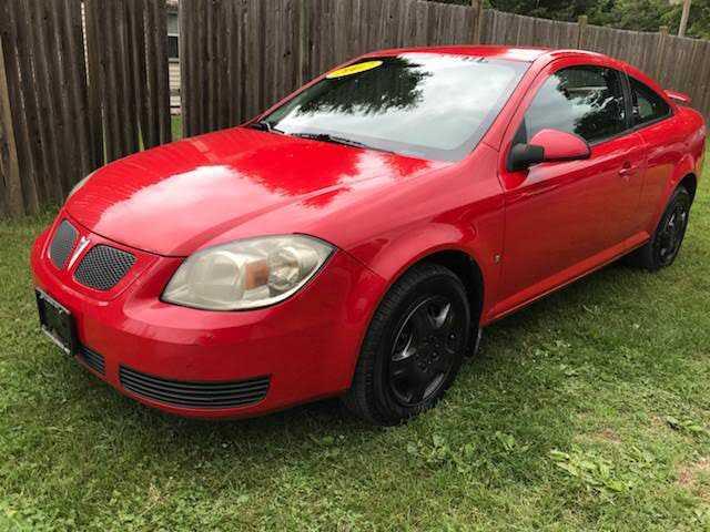 Pontiac G5 2007 $1900.00 incacar.com