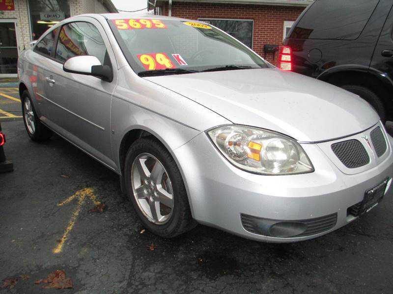 Pontiac G5 2009 $4595.00 incacar.com