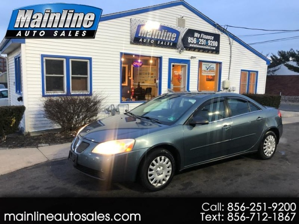 Pontiac G6 2005 $3399.00 incacar.com