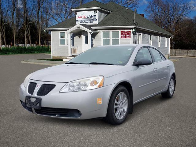 Pontiac G6 2005 $6555.00 incacar.com