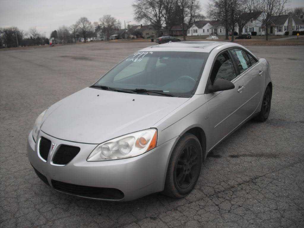 Pontiac G6 2005 $999.00 incacar.com