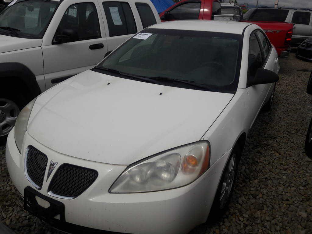 Pontiac G6 2006 $1689.00 incacar.com