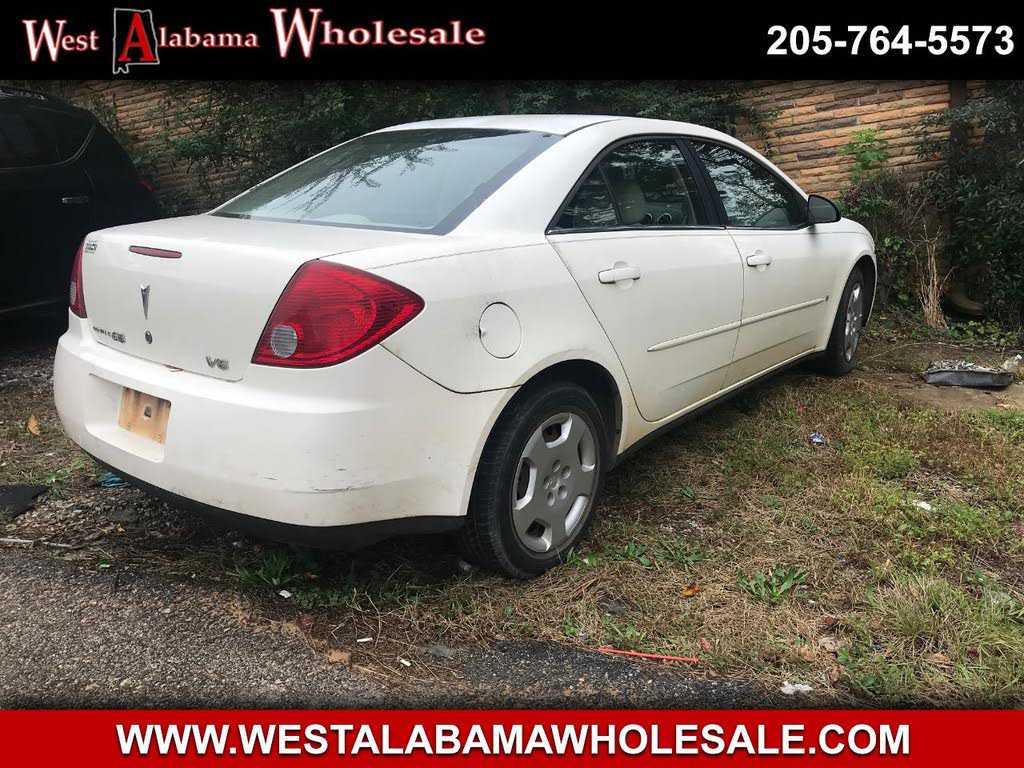 Pontiac G6 2006 $1300.00 incacar.com