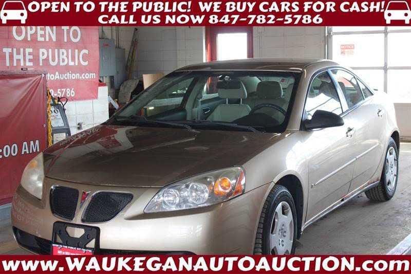 Pontiac G6 2006 $1700.00 incacar.com