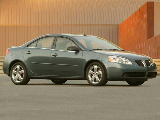 Pontiac G6 2006 $1995.00 incacar.com