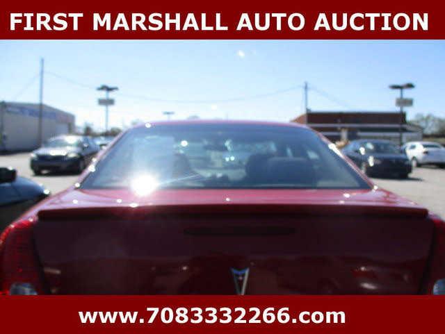 Pontiac G6 2007 $1300.00 incacar.com