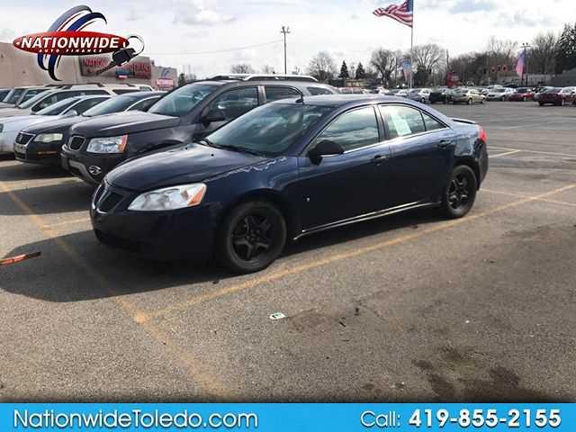 Pontiac G6 2008 $1800.00 incacar.com