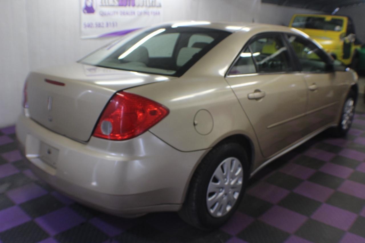 used Pontiac G6 2008 vin: 1G2ZF57B284112169