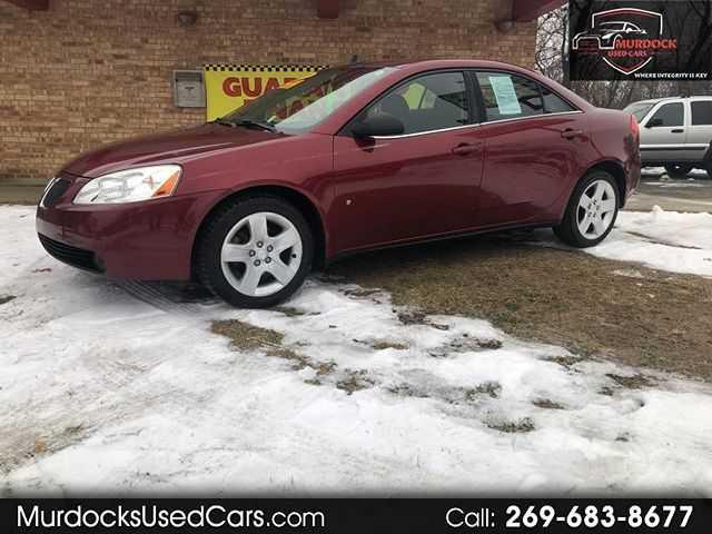 Pontiac G6 2009 $5990.00 incacar.com