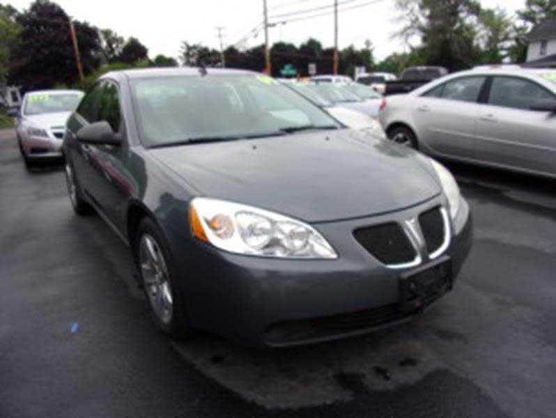 Pontiac G6 2009 $3995.00 incacar.com