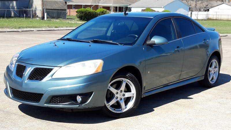 Pontiac G6 2009 $3400.00 incacar.com