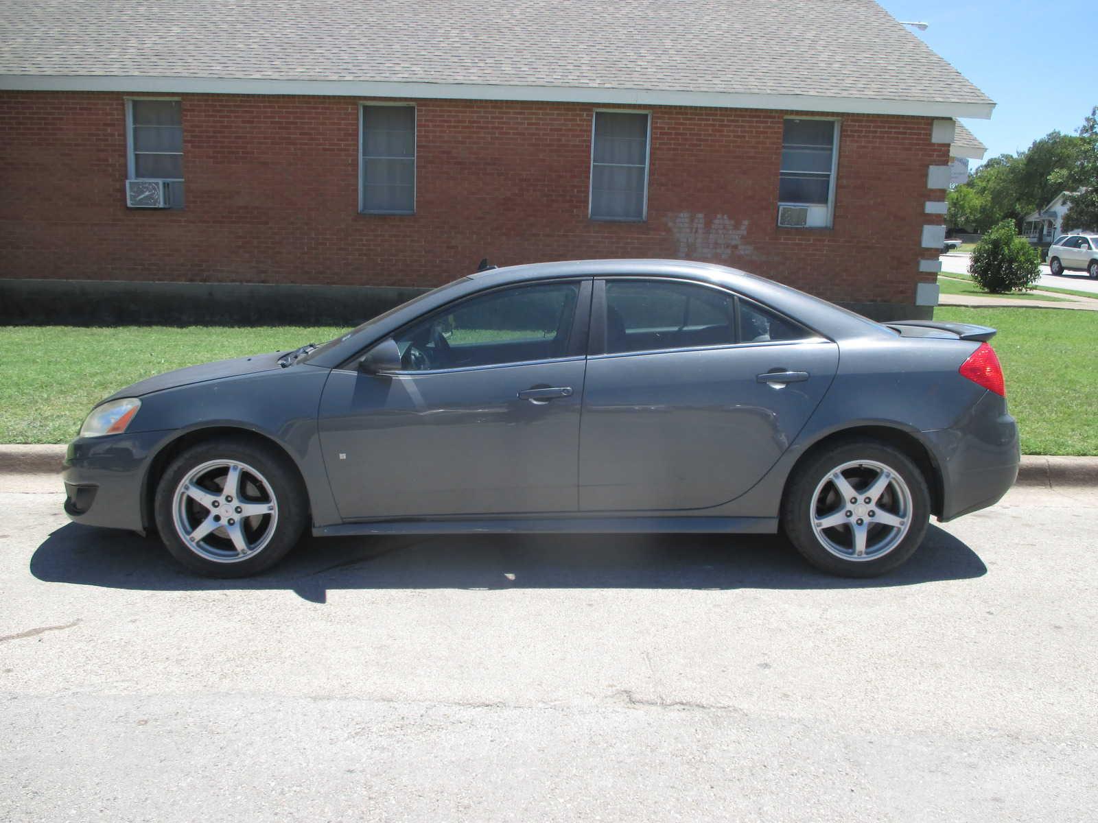 Pontiac G6 2009 $2350.00 incacar.com