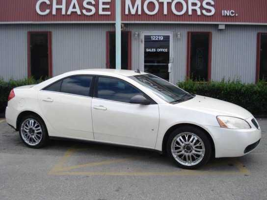 Pontiac G6 2009 $5450.00 incacar.com