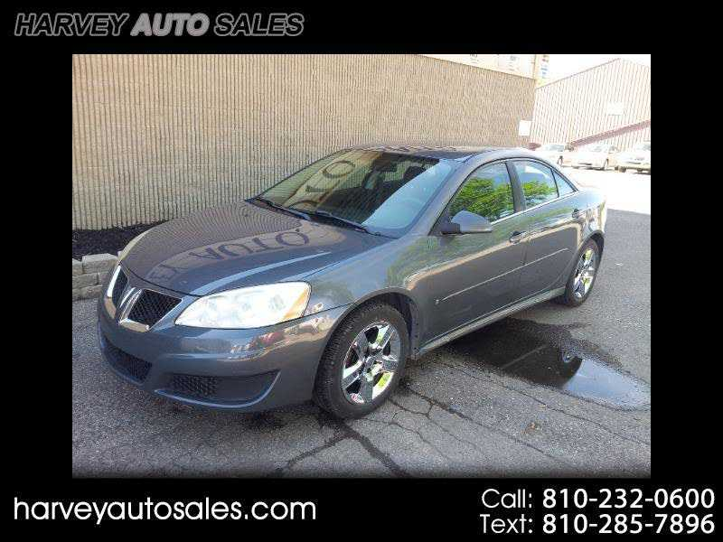 Pontiac G6 2009 $2595.00 incacar.com