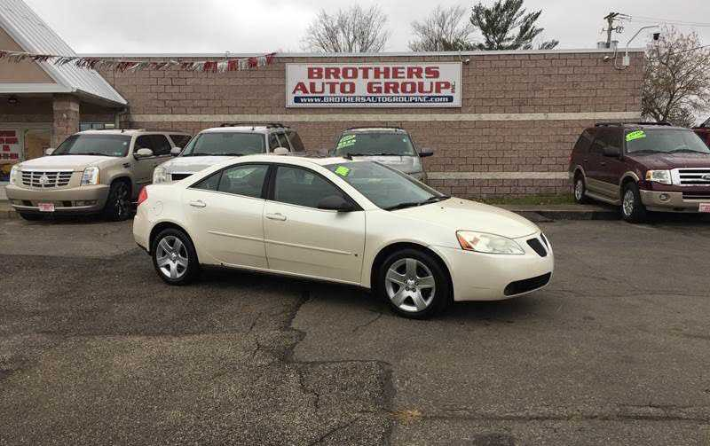 Pontiac G6 2009 $4995.00 incacar.com