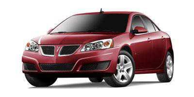 Pontiac G6 2009 $6123.00 incacar.com