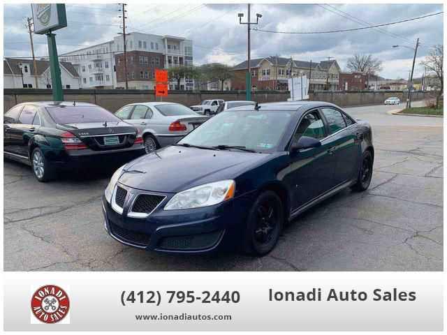 Pontiac G6 2010 $2995.00 incacar.com