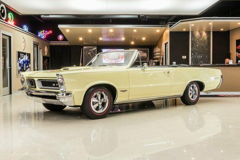 Pontiac GTO 1965 $79900.00 incacar.com