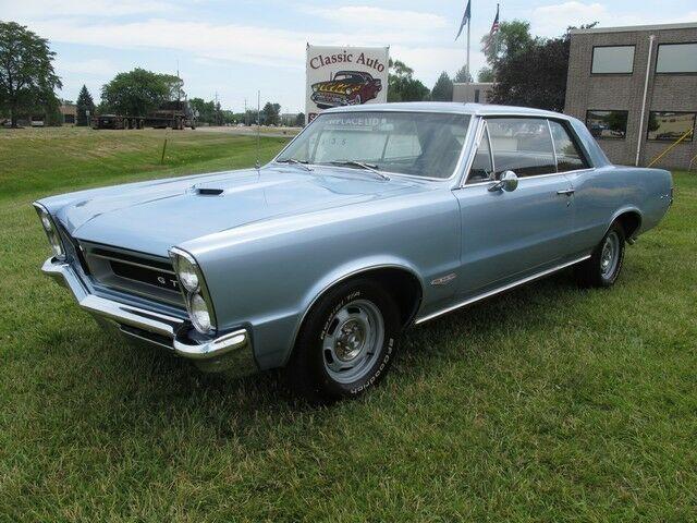 Pontiac GTO 1965 $33700.00 incacar.com