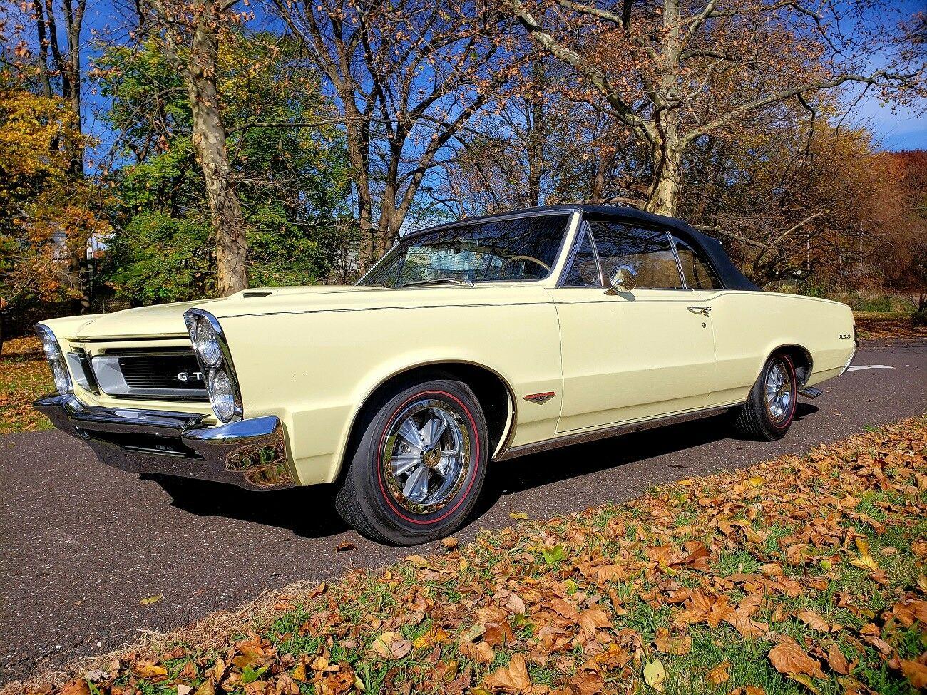 Pontiac GTO 1965 $79000.00 incacar.com