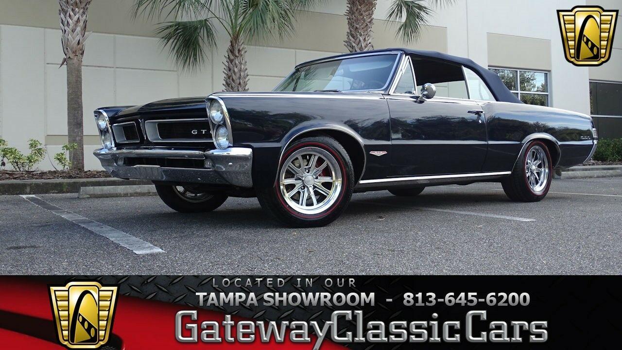 Pontiac GTO 1965 $59000.00 incacar.com