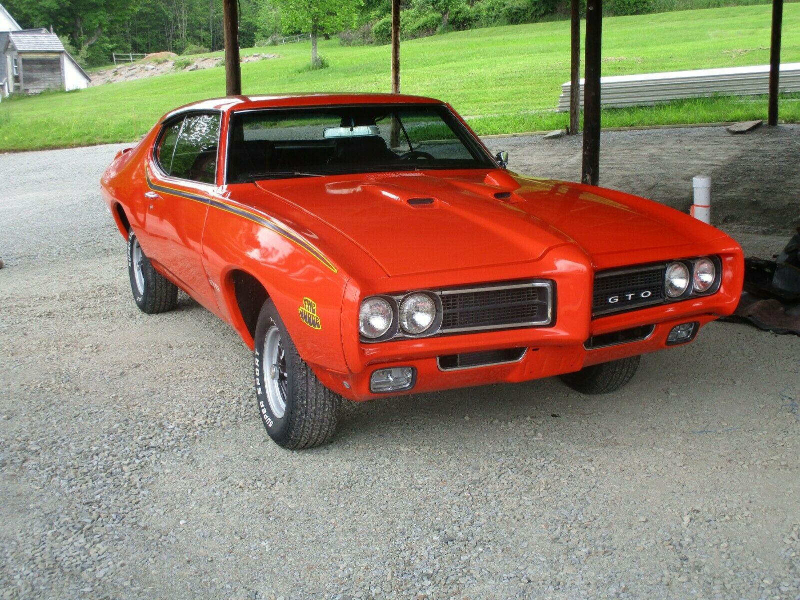 Pontiac GTO 1969 $19900.00 incacar.com