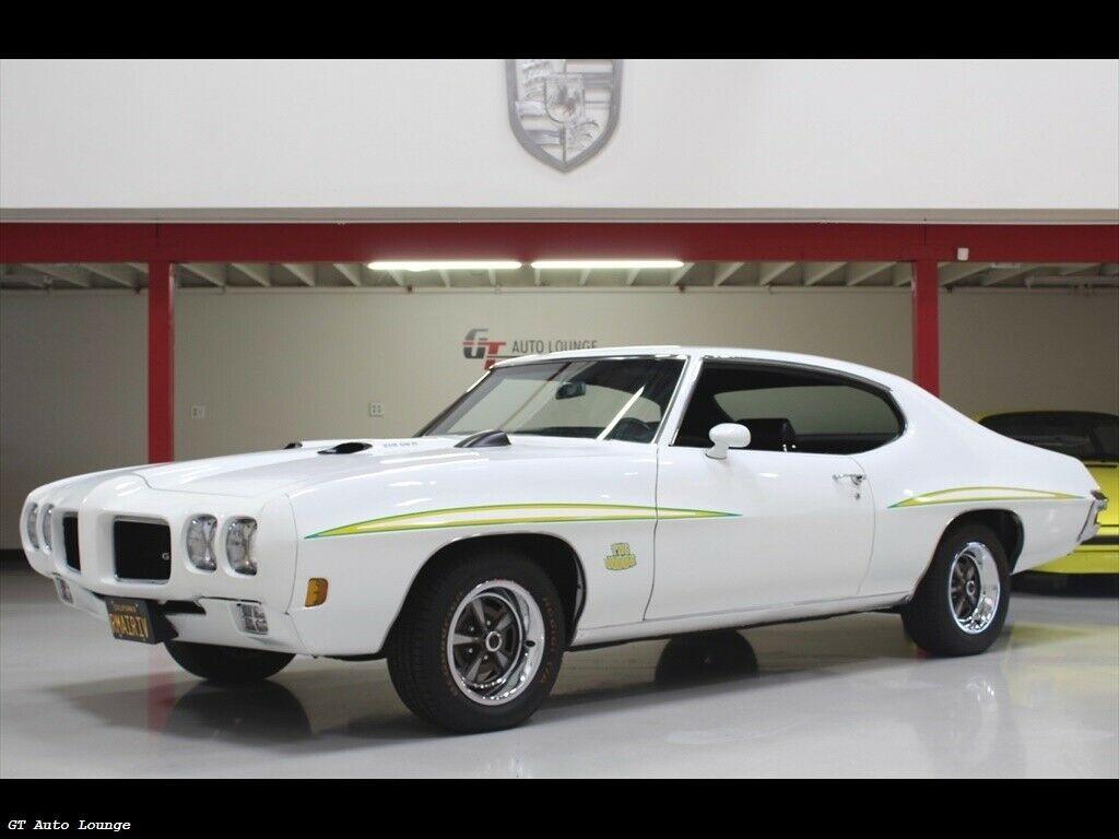 Pontiac GTO 1970 $84988.00 incacar.com