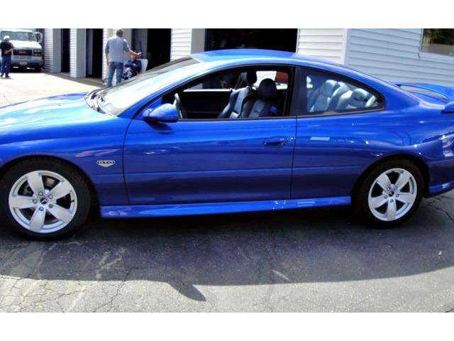 Pontiac GTO 2004 $20900.00 incacar.com