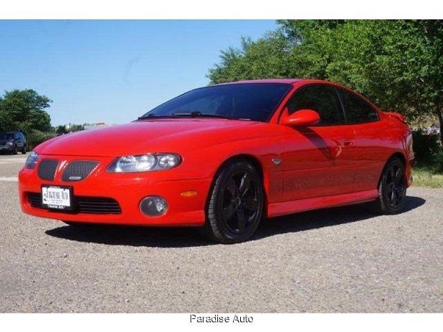 Pontiac GTO 2004 $11995.00 incacar.com