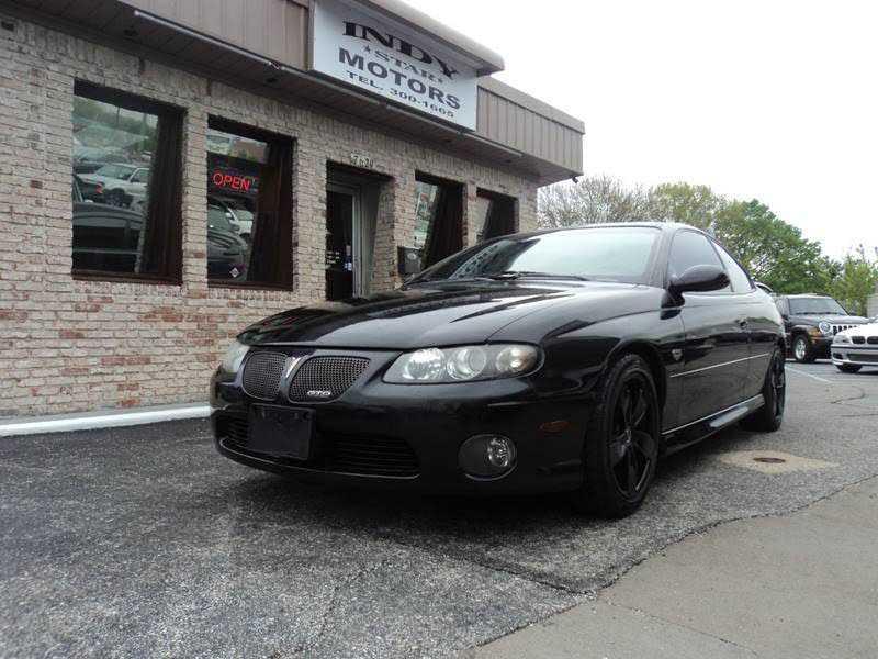 Pontiac GTO 2004 $9499.00 incacar.com
