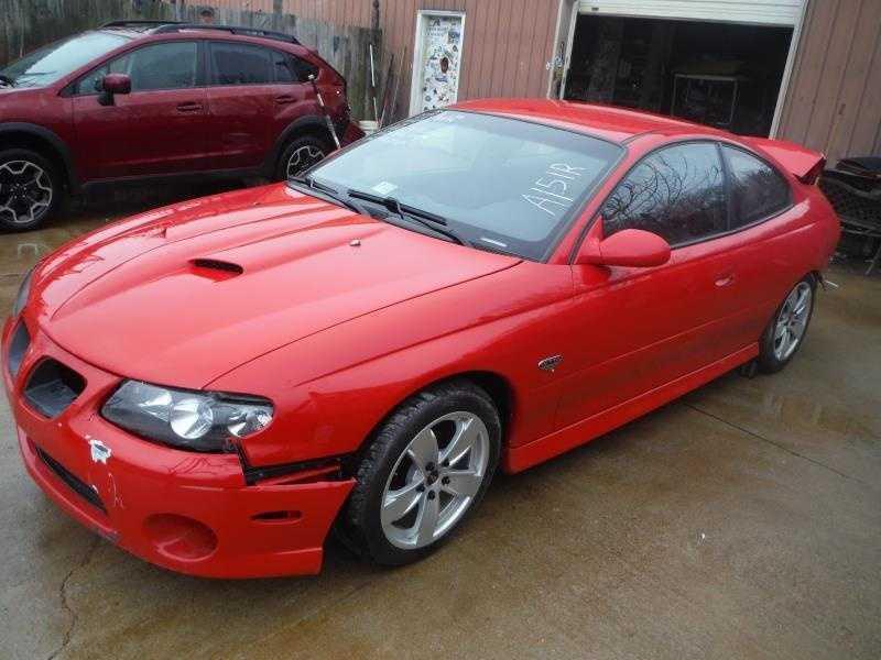 Pontiac GTO 2004 $5995.00 incacar.com