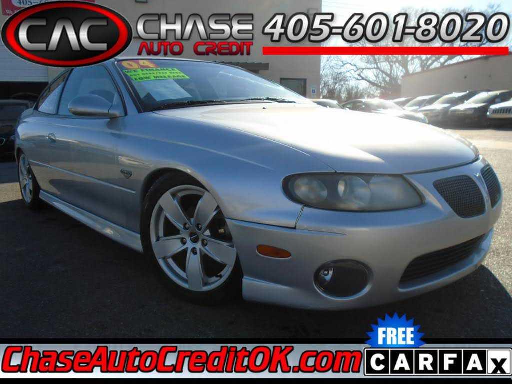 Pontiac GTO 2004 $8950.00 incacar.com