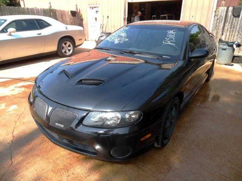 Pontiac GTO 2005 $7795.00 incacar.com