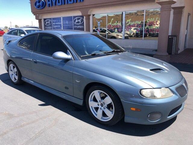 Pontiac GTO 2005 $9995.00 incacar.com