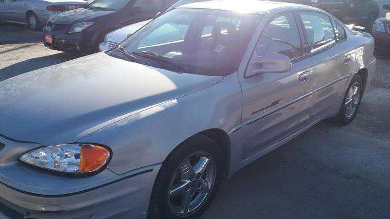 Pontiac Grand Am 2000 $1300.00 incacar.com
