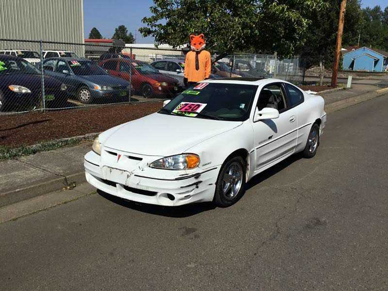 Pontiac Grand Am 2001 $750.00 incacar.com