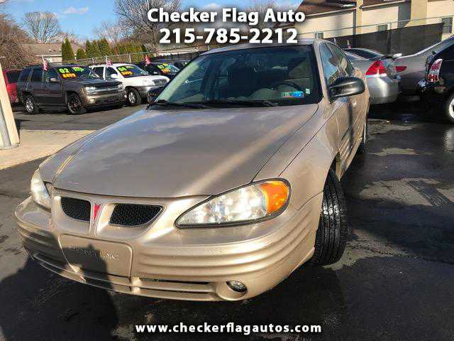 Pontiac Grand Am 2001 $2499.00 incacar.com